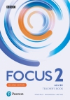 Focus 2 (2 edycja) Teacher's Book + CD + DVD + kod do Digital Resources