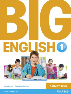 Big English 1Activity Book