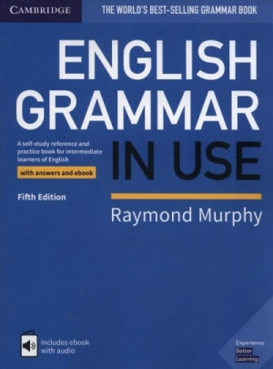 English Grammar in Use 5ed with Answers + audio + ebook