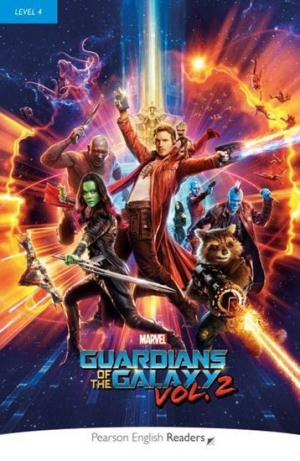 Marvel\'s Guardians of the Galaxy Volume 2 + CD level 4